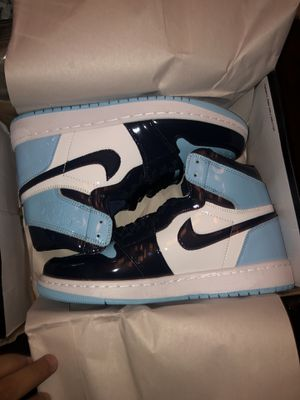 Jordan 1s retro HIGH unc patents for Sale in Arlington, TX