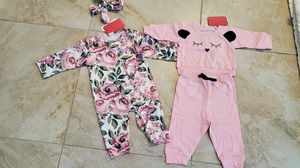 Baby Clothes. From 3-6 months for Sale in HALNDLE BCH, FL