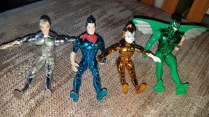 Lots of vintage toy figures for Sale in Seattle, WA