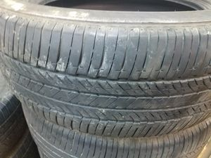 4 tires 235 55 18 for Sale in Ford, KY