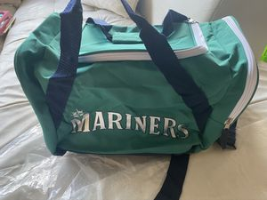 New- Seattle Mariners Duffle Bag for Sale in Seattle, WA