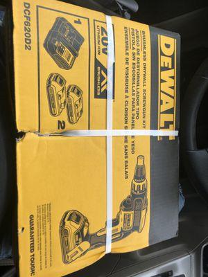 BRAND NEW DRYWALL SCREWGUN KIT for Sale in Wichita, KS