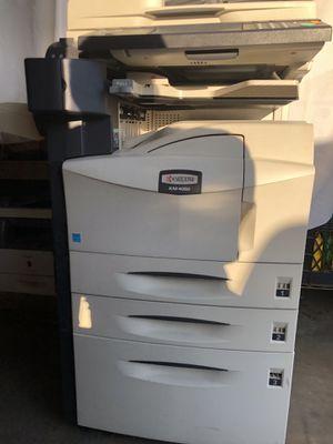 Kyocera Km-4050 Copier for Sale in Santa Ana, CA