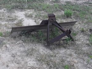 Old 6 foot blade for tractor for Sale in Tyler, TX