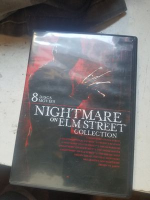 Nightmare On Elm Street Movie Collection for Sale in Manteca, CA