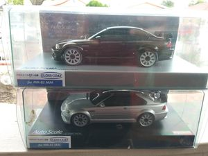 2 Kyosho Mini-z Body Auto Scale Collection BMW for Sale in Norwalk, CA