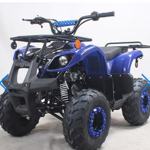 125cc Quad Brand New 4 Stroke With Remote Shut Off And Reverse Red or Blue available Speed Controller (Governor): for Sale in Hesperia, CA