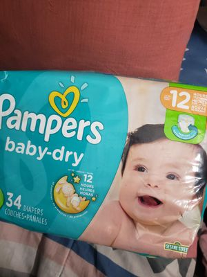 Pampers size2 for Sale in Los Angeles, CA