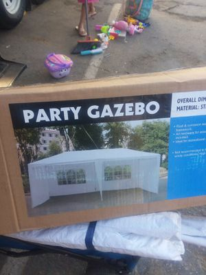 Party Gazebo Tent for Sale in La Habra Heights, CA