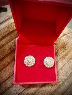 18k Gold & Diamond Earrings for Sale in Nashville,  TN