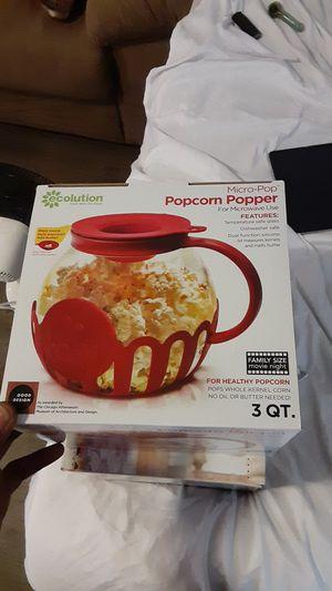 Popcorn popper for Sale in Phoenix, AZ