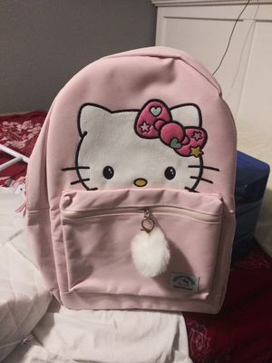 Hello kitty backpack for Sale in Brighton, CO