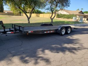Car hauler trailer for Sale in Glendale, AZ