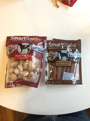 Smartbones dog treats for Sale in New York, NY