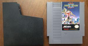 Double Dragon II NES for Sale in Santa Maria, CA