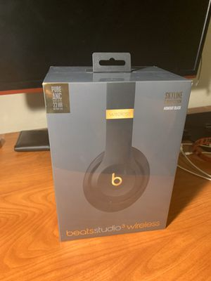 Beats Studio3 Black Brand New for Sale in Buffalo, NY
