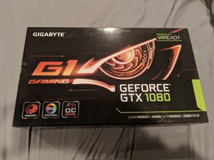 Geforce GTX 1080 for Sale in Los Angeles, CA