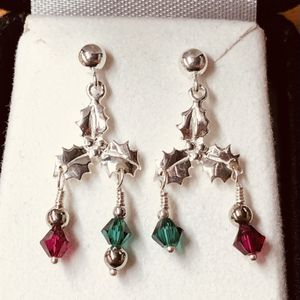 Simple Adorable Holly Earrings for Sale in Cleveland, OH