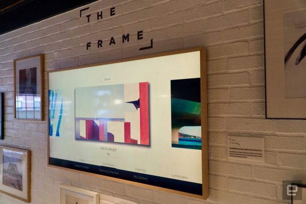 "Samsung the frame TV 65"""
