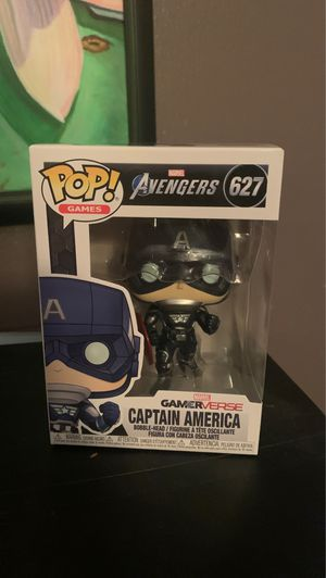 Captain America Funkopop for Sale in New Port Richey, FL