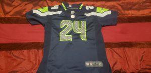 Nike Seattle Seahawks. Marshawn Lynch Jersey. for Sale in Avondale, AZ