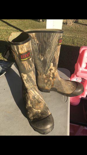 Camo boots for Sale in Hampton, VA