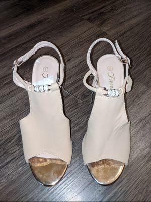 FOREVER Women's Wedge Platform Sandals for Sale in Golden Oak, FL