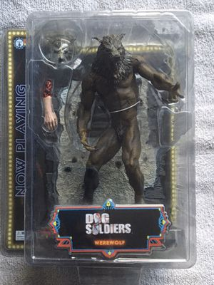 Sota Toys Dog Soldiers Figure for Sale in Redford Charter Township, MI