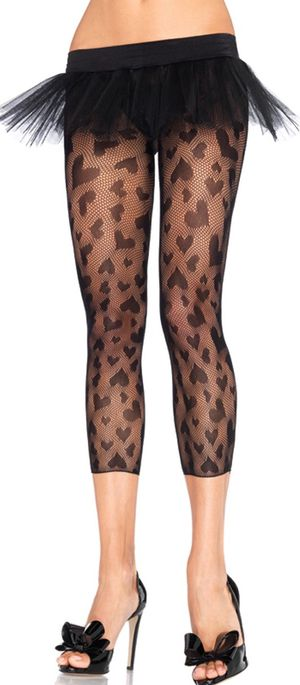Leg Ave Sweetheart Net Footless Tights 6 Pairs New for Sale in Concord, MA