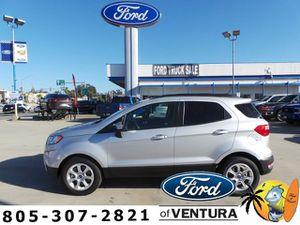 2019 Ford EcoSport for Sale in Ventura, CA