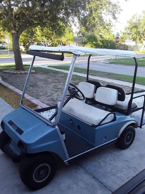 Golf cart for Sale in NEW PRT RCHY, FL