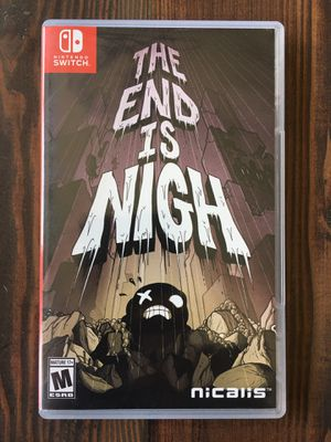 The End is Nigh for Nintendo Switch for Sale in Brentwood, CA