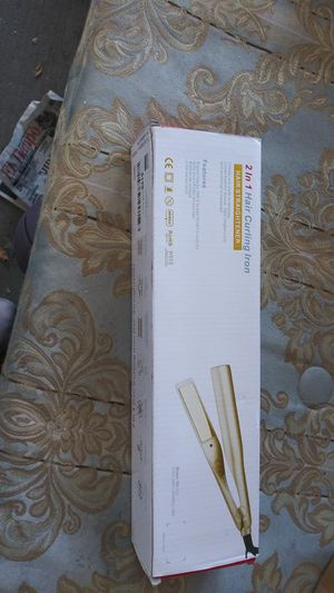 2 in 1. Hair curling iron for Sale in Tucson, AZ