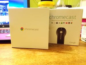 CHROMECAST for Sale in Dallas, TX