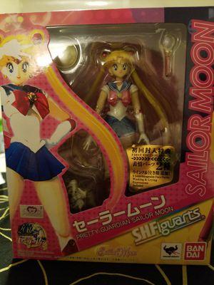 Sailor Moon SH Figuarts 1st Edition figure for Sale in Miami, FL