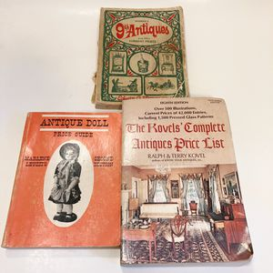 Antique - Antique Doll and Furniture Price Guide Books for Sale in Los Angeles, CA