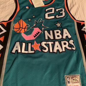 Michael Jordan All-Star Jersey for Sale in Burlington, NJ
