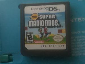 Nintendo DSI Super Mario Bros games for Sale in Chicago, IL