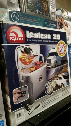 Iceless chest for Sale in Modesto, CA