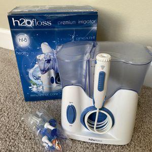 h2ofloss Premium Irrigator Water Flosser for Sale in Santa Clara, CA