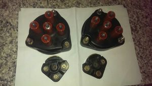 Mercedes W140, W124, R129 BOSCH Distributor Caps and Rotors for Sale in New York, NY
