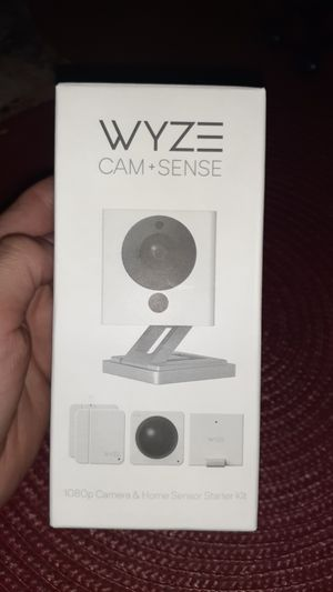 WYZE CAM*SENSE for Sale in Phoenix, AZ