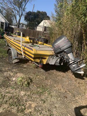 96 fishing boat for Sale in Stockton, CA