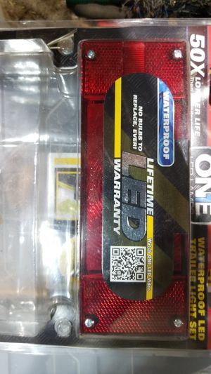 Optronics LED trailer light for Sale in Minneapolis, MN