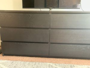IKEA Malm 6 drawer dresser for Sale in Huntington Beach, CA