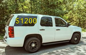 $12OO URGENT SELLING 2012 Chevrolet Tahoe LS Clean tittle! runs and drives great,no issues! for Sale in Washington, DC