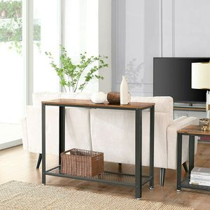 Rustic Style Console Table, Sofa Table for Living Room, Entry Hall for Sale in Rowland Heights, CA