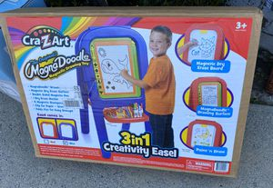Craze 3 in 1 Easle for Sale in Los Angeles, CA