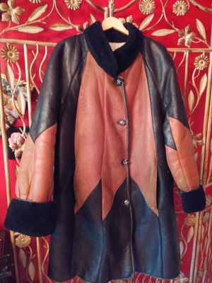 Woman's Shearling Coat for Sale in Saugerties, NY
