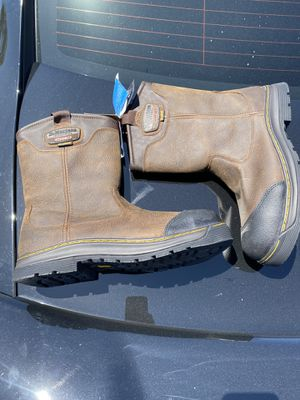 DR.MARTENS work boots safety toe brand new size 13 for Sale in Long Beach, CA